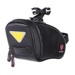 Bike Saddle Bag WHEEL UP TPU Waterproof Bicycle Seat Bag Ref