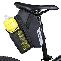 ArcEnCiel Bike Saddle Bag Waterproof Bicycle Strap-On Seat P