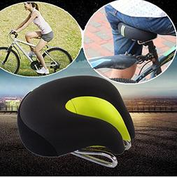 Chartsea Bike Saddle No Nose Cycling Cushion High Resilience