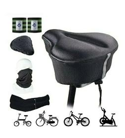 Bike Seat Cushion Cover Accessories Seat Cushion for Women C