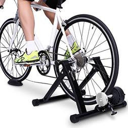 Sportneer Bike Trainer Stand Steel Bicycle Exercise Magnetic