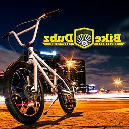 BikeDubz Mayhem 20 Inch Wheel Covers For BMX Bicycle Fits Sp