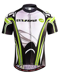 sponeed Biking Jersey Man Cycling Shirts for Men Road Bike C