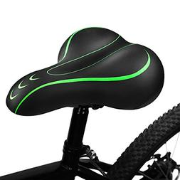 BLUEWIND Bike Seat, Most Comfortable Bicycle Seat Memory Foa