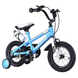 Goplus BMX Freestyle Kids Bike Boy's and Girl's Bicycle with