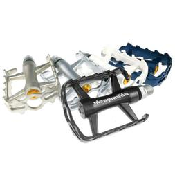 BMX MTB Mountain Road Bike Pedals Aluminum Bicycle Cycling F