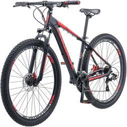 Schwinn Bonafide Mens Mountain Bike, Front Suspension, 24-Sp
