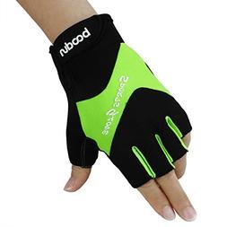 Boodun Unisex Biking Cycling Gloves Half Finger Road Racing