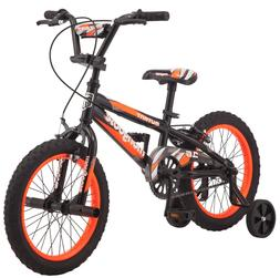 Boys Bike 16 Inch Mongoose Mutant Kids BMX Bicycle Training