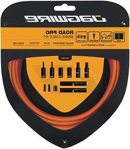 Jagwire Pro Brake Cable Kit Road SRAM/Shimano Orange