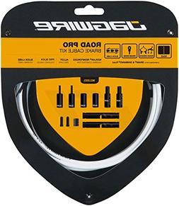 Jagwire Pro Brake Cable Kit Road SRAM/Shimano White