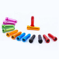 Brake line 12Pcs Anodised Colored Alloy Road Bikes Inner Cab