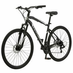 BRAND NEW Schwinn Glenwood Hybrid Bike 21 Speed 700c Wheel M