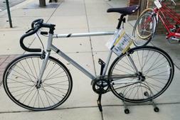 Brand New Raleigh Rush Hour XL Single Speed/Fixie Road Bike