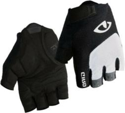 Giro Bravo Gel Bike Gloves White/Black