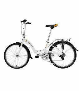 Dahon Briza D8 24 Frost Folding Bike Bicycle