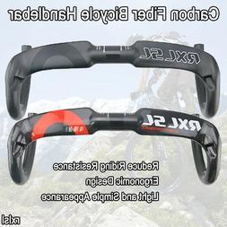 RXL SL Carbon Bicycle Handlebar Road Bike 31.8mm UD Gloss/Ma
