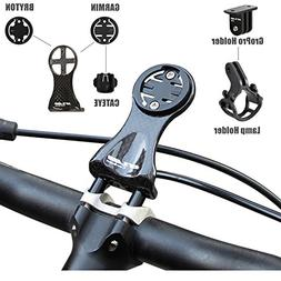 Gub 3K Carbon Cycle Computer handle bar holder Bike Hold For