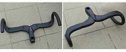 Full Carbon Fiber Matt Road Bicycle Integrated Handlebar 420