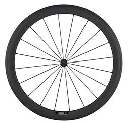 Queen Bike Carbon Bike Wheels 700C Clincher Wheel Front Only