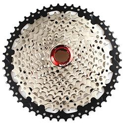 11 Speed Cassette 11-50T MTB Cassette 11 Speed Fit for Mount