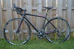 Focus Cayo Donna Carbon Fiber Women's Endurance Road Bike Ul