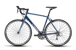Diamondback Bicycles Century 1 Road Bike, 54cm Frame, Blue,