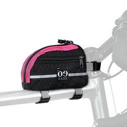 eoGEAR Medium Century Bag 2.0/Hot Pink & Black