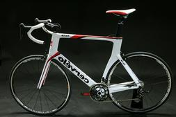 Cervelo S5 Carbon Road Bike 61cm SRAM Rival 10s Fulcrum Rim