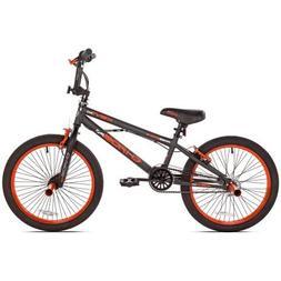 "20"" Kent Chaos Boys' Bike | Narrow Freestyle Handlebar, Matt"