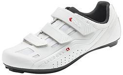 Louis Garneau - Chrome Bike Shoes, White, US , EU