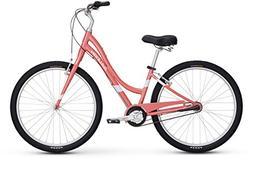 "Raleigh Bikes Women's Circa 3 Step Thru Comfort Bike, 15""/Sm"