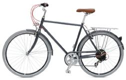 city bike seven speed hybrid