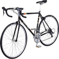 Pure Cycles Classic 16-Speed Road Bike, 51cm/Small, Veleta B