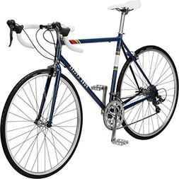 Pure Cycles Classic 16-Speed Road Bike, 56cm/Large, Bonette
