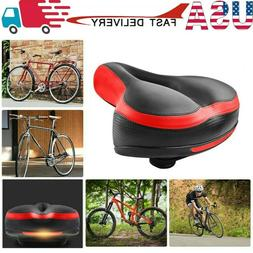 Comfort Breathable Bike Saddle Bicycle Cycling Seat Men Wome