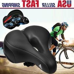 Comfort Sports Mountain Bike Saddle Road MTB Bicycle Seat Cu