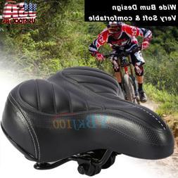 Comfort Wide Big Bum Mountain Road Bike Bicycle Sporty Soft