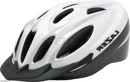 Lazer Compact  White/Silver, Helmet