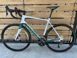 Scott Contessa Addict 15 Road Bike - Carbon Ultegra 22 Disc
