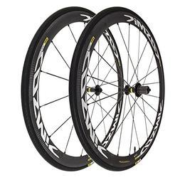 Mavic Cosmic Carbone 40 Elite + Yksion Tire Road 700C Clinch