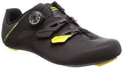 Mavic Cosmic Elite Vision CM Cycling Shoe - Men's Black/Visi