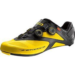 Mavic Cosmic Ultimate II Shoe - Men's Yellow Black, US 11.5/