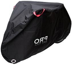 Pro Bike Cover for Outdoor Bicycle Storage - Large 1, XL 1-2