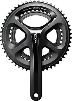 Shimano 105 5800 11 Speed Crankset 170mm 50/34 Black, Bottom