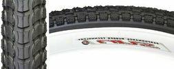 """Sunlite Cruiser 927 Tires, 26"""" x 2.125"""", Black/White"""
