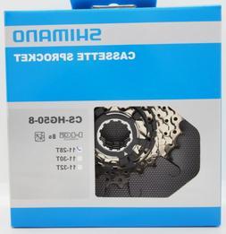 Shimano Freehub Cassette CS-HG50 11-28 8-Speed Claris