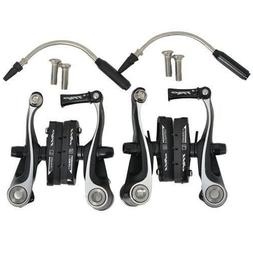 TRP CX8.4 Mini-V Linear Pull Cyclocross Bicycle Brake Set Fr