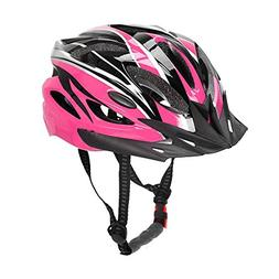 CCTRO Adult Cycling Bike Helmet, Eco-Friendly Adjustable Tri