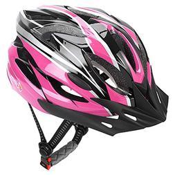 JBM Adult Cycling Bike Helmet Specialized for Men Women Safe
